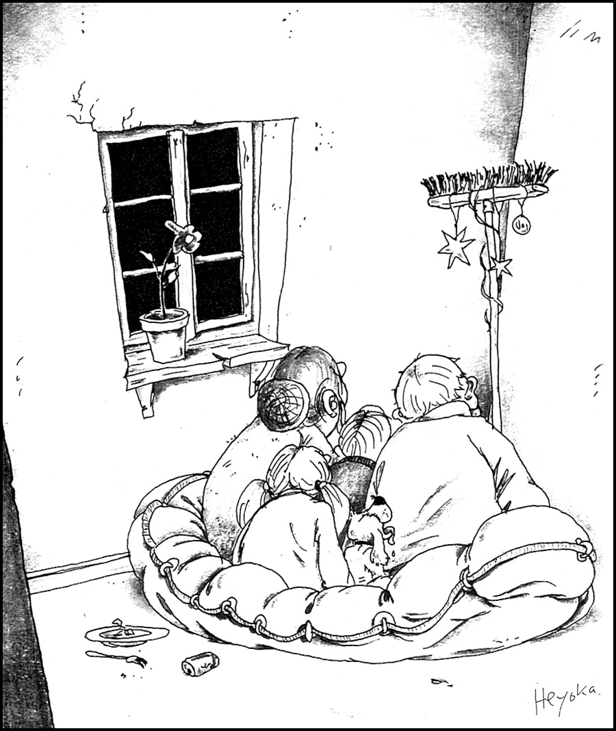"Drawing ""Christmas in the Old Southnorth"""
