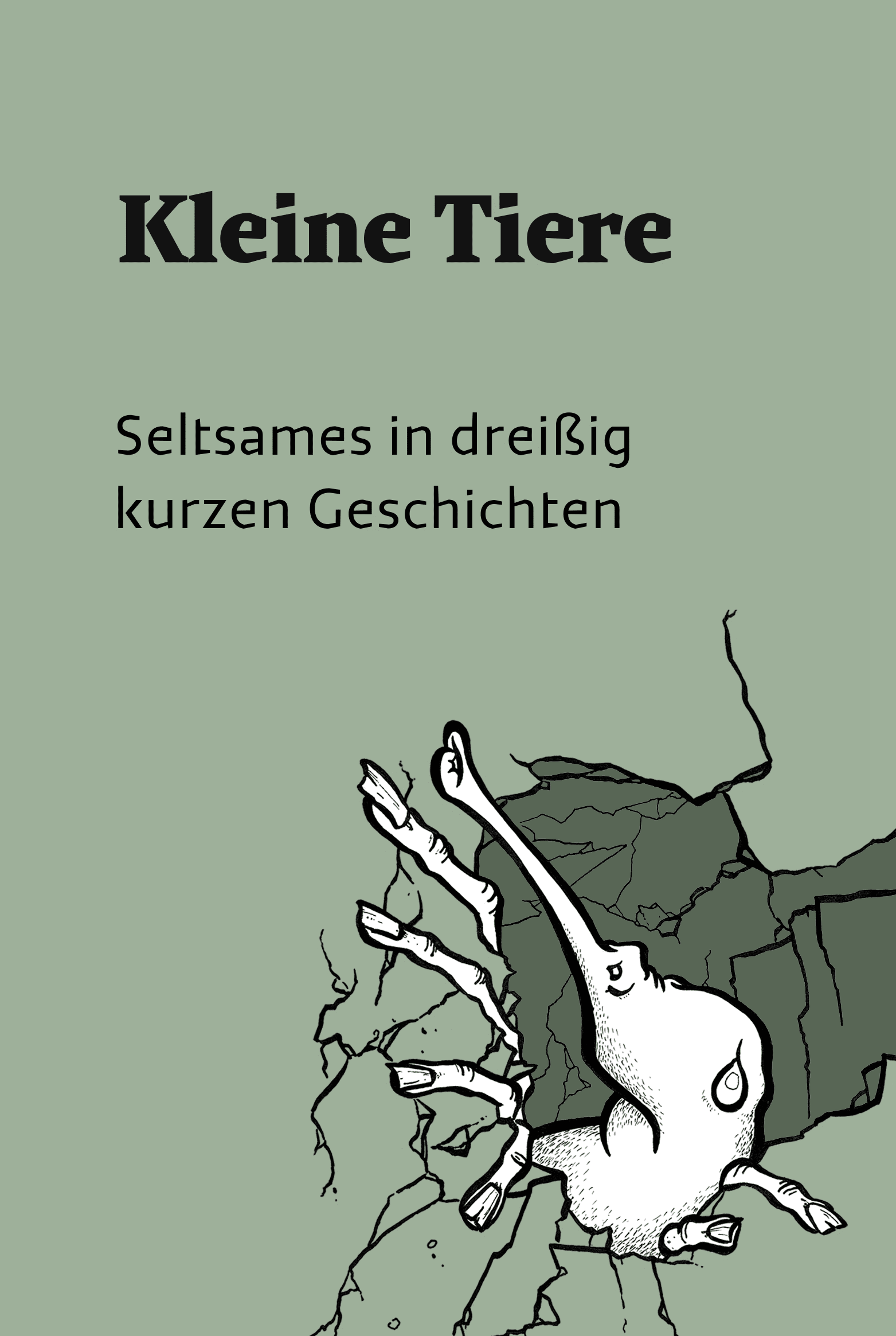 """Cover of the book """"Kleine Tiere"""""""