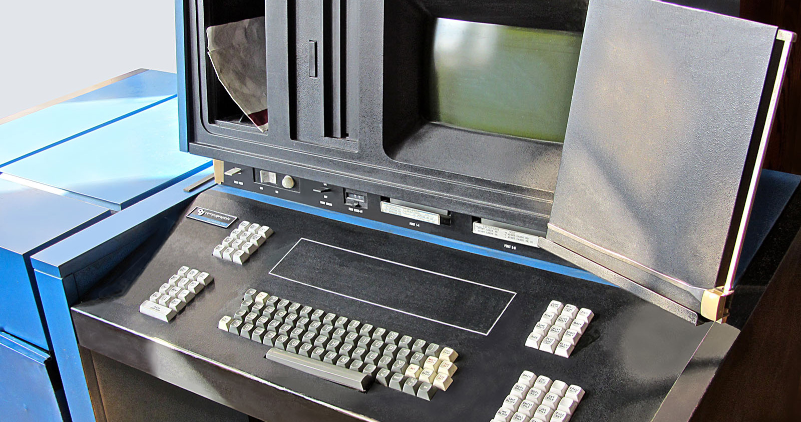 Photo of a Compugraphic EditWriter 7500