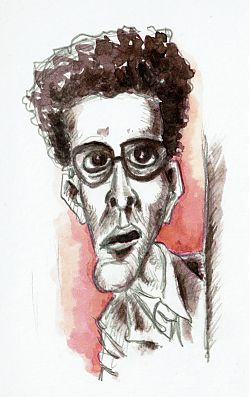 "Drawing ""Barton Fink"""